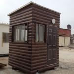 השכרת מבנה נייד מעץ לשמירה לאירועים