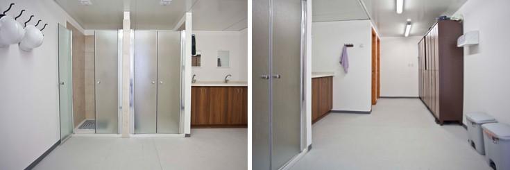 השכרת מבנה שירותים ומקלחות לכל סוגי האירועים