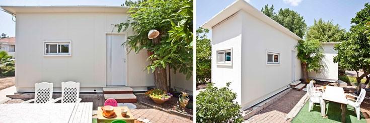 בית ירוק בבניה קלה