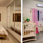 חדרי שינה מוקפדים בהתאמה אישית