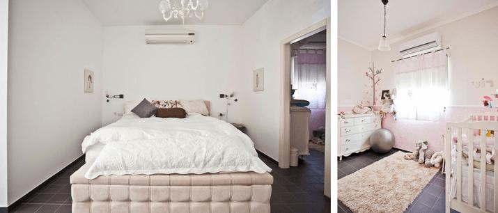 חדרי שינה בבניה קלה