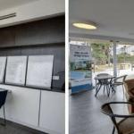 משרדי שטח מעוצבים