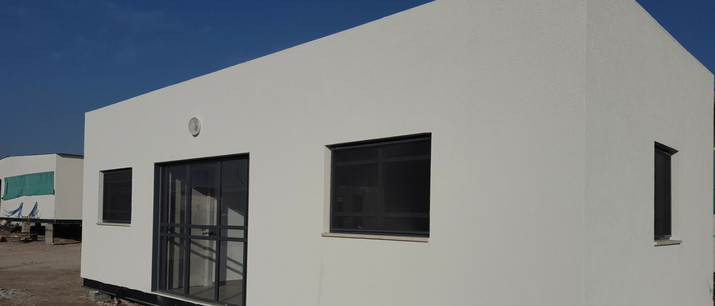 מבנה סטודיו חדשני