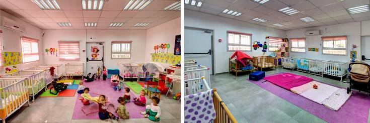 גן ילדים - בנייה בטיחותית וסטנדרטים גבוהים