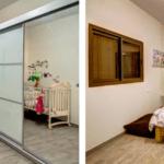 חדר הורים וחדר ילדים בעיצוב אישי