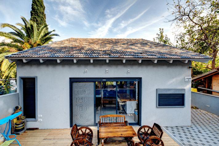 בניה קלה - עיצוב בית פרטי בעיצוב כפרי