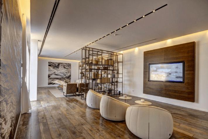 משרדי מכירות בטכנולוגיית בניה קלה - משרדים מודרניים ומעוצבים