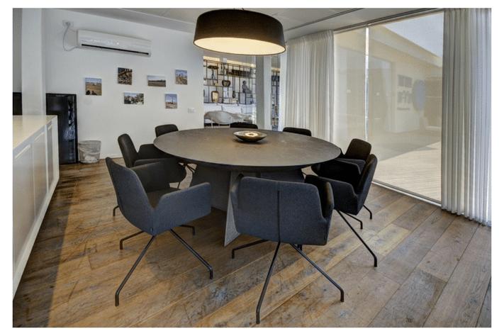 עיצוב והקמת חדרי ישיבות במשרדי מכירות מתקדמים