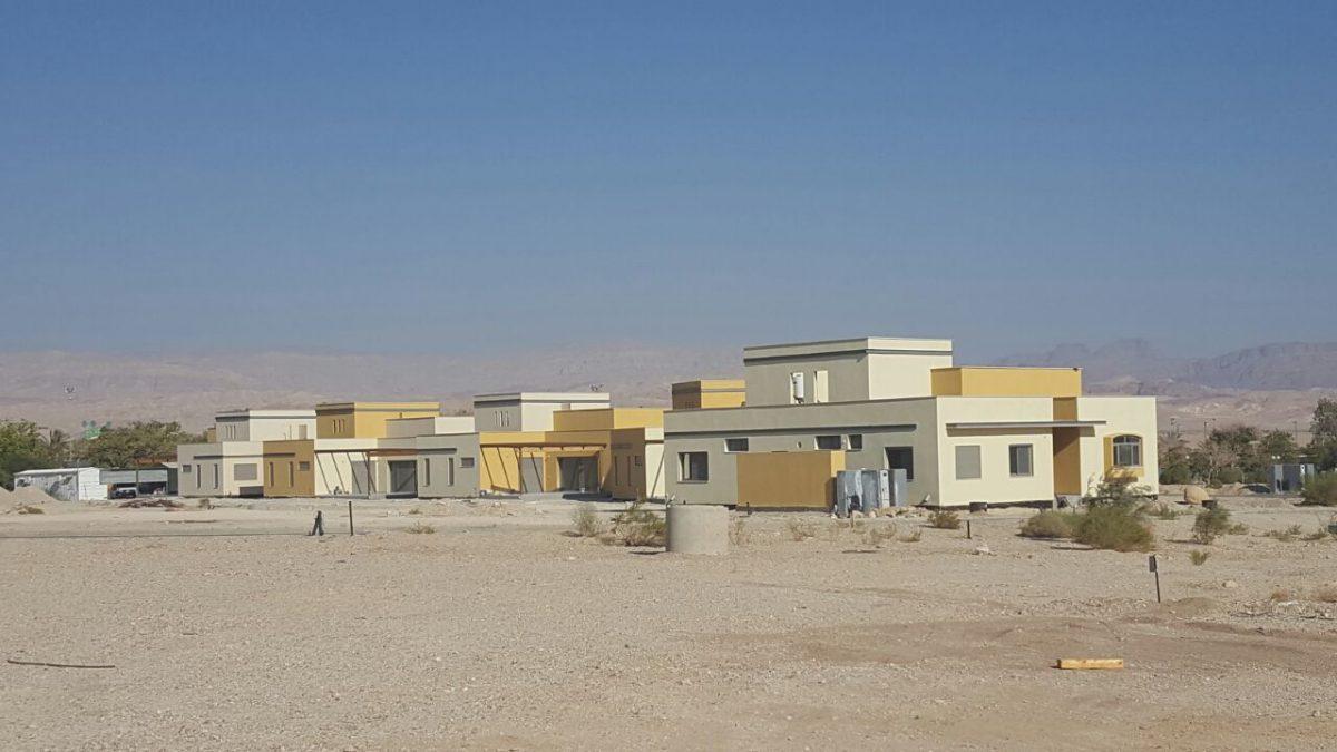 בתים פרטים בשיטת ONE STOP HOME